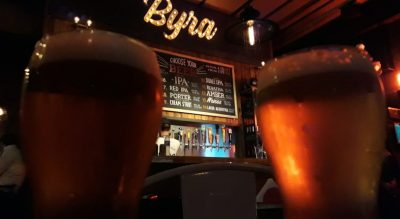 Byra Beer House - Villa Real
